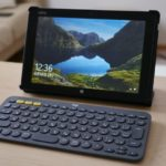 「ARROWS Tab Q506/ME」用に「K380 Multi-Device Bluetooth Keyboard」を買いました